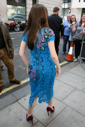 Anna Kendrick Style - Leaving BBC Radio Studios in London, 5/9/2016