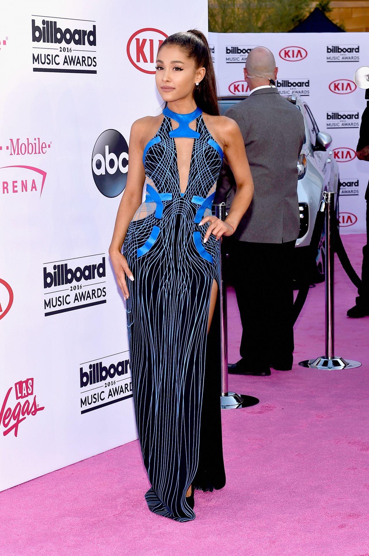 Billboard Music Awards 2016 The Best Hair And Makeup: 2016 Billboard Music Awards In Las Vegasm NV