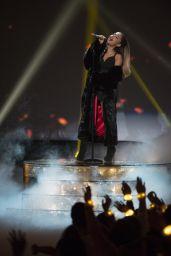 Ariana Grande Performs at  2016 Radio Disney Music Awards in Los Angeles