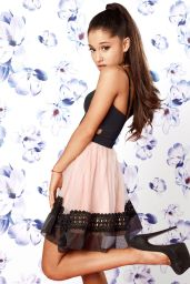 Ariana Grande - Photoshoot for Lipsy Summer Collection 2016