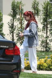 Ariel Winter Street Style - Out in LA 5/17/2016