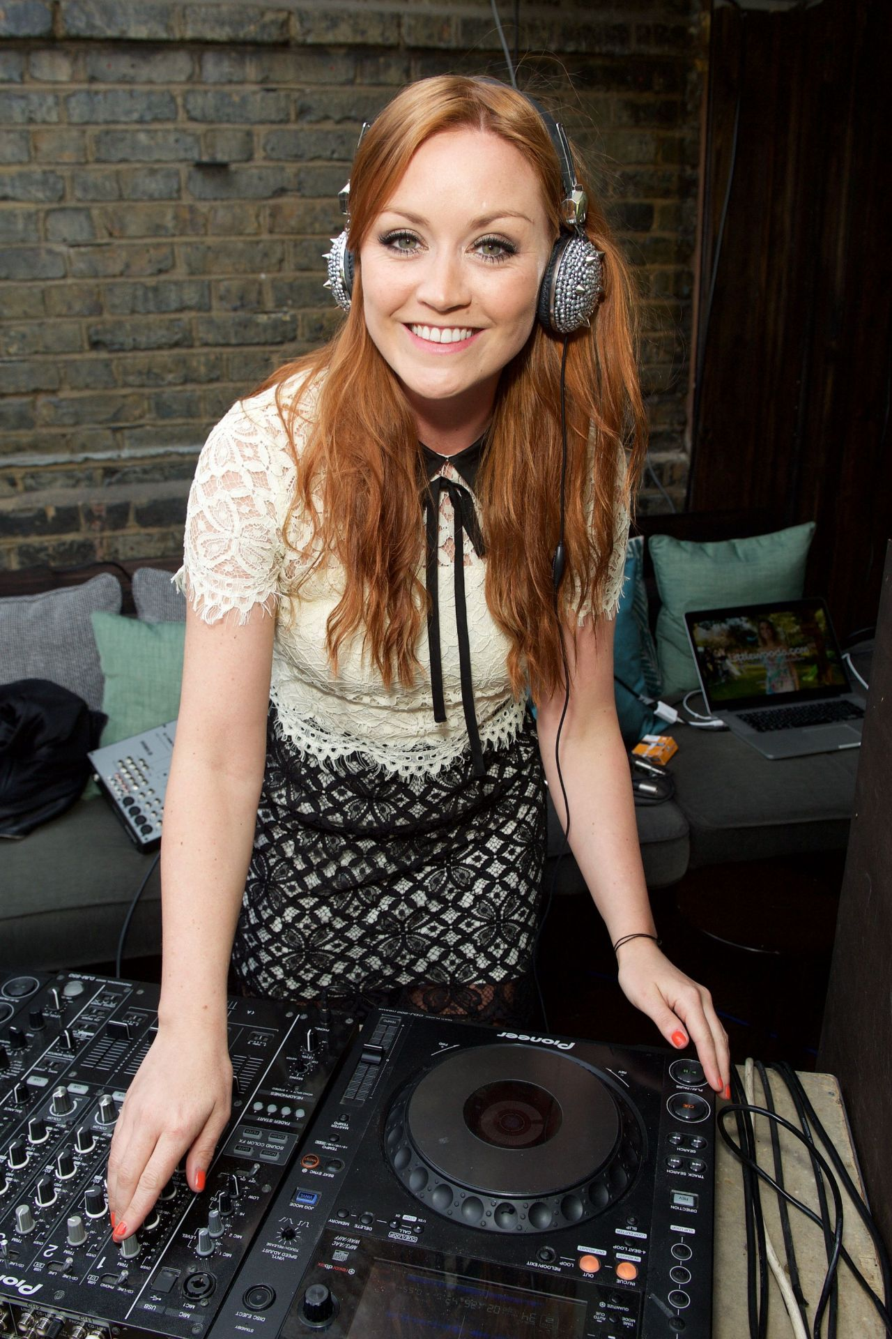 Arielle Free – Littlewoods Spring Summer 2016 Festival Party in London
