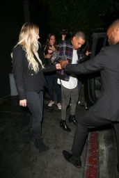 Ashlee Simpson at The Nice Guy in West Hollywood 5/10/2016