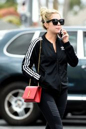 Ashley Benson - Out in Los Angeles 5/6/2016