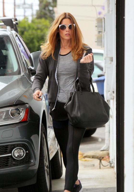 Ashley Greene in Tights - Out in LA 5/7/2016