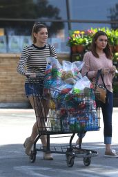 Ashley Greene - Shopping in Los Angeles 5/20/2016