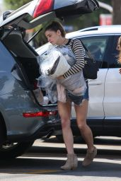 Ashley Greene - Shopping in Los Angeles 5/20/2016