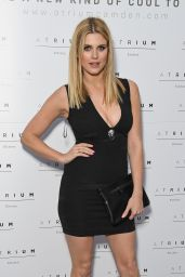 Ashley James - ATRIUM Kitchen Launch Party in Camden 5/25/2016