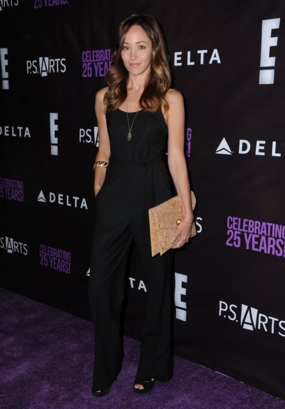 Autumn Reeser - PS Arts the Party in Los Angeles 5/20/2016