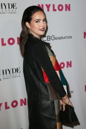 Bailee Madison – NYLON Young Hollywood Party Presented By BCBGeneration 5/12/2016
