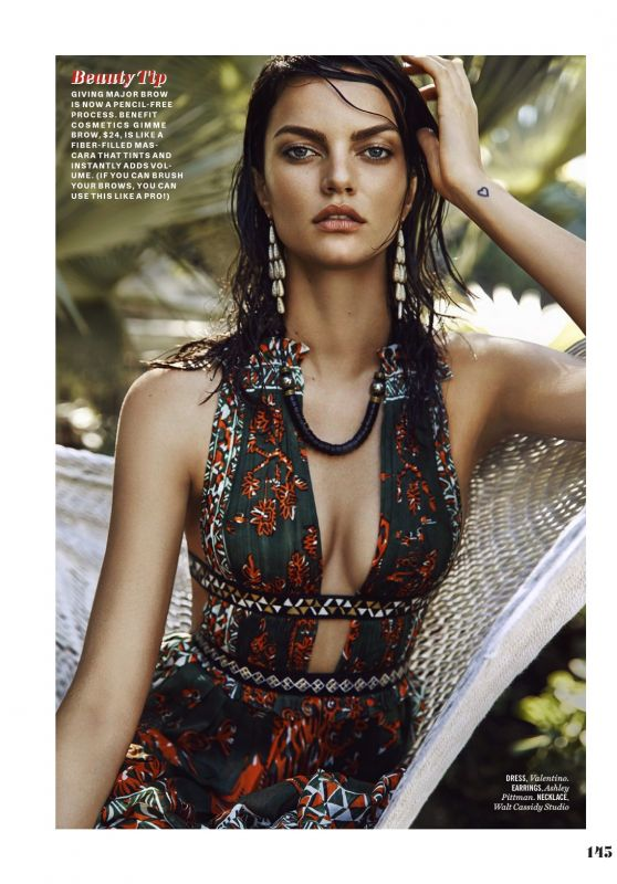 Barbara Fialho - Cosmopolitan Magazine UK June 2016 Issue