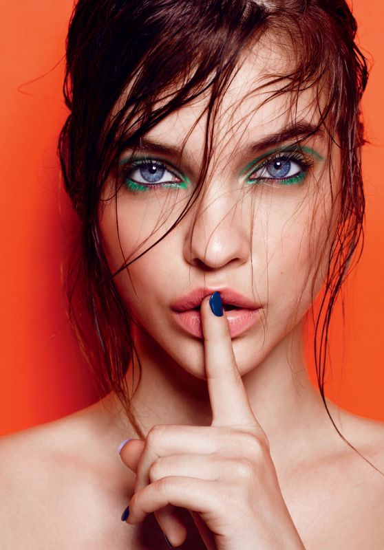Barbara Palvin - Allure Magazine Russia June 2016 Photos