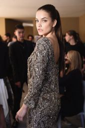 Barbara Palvin - Runway at the amfAR
