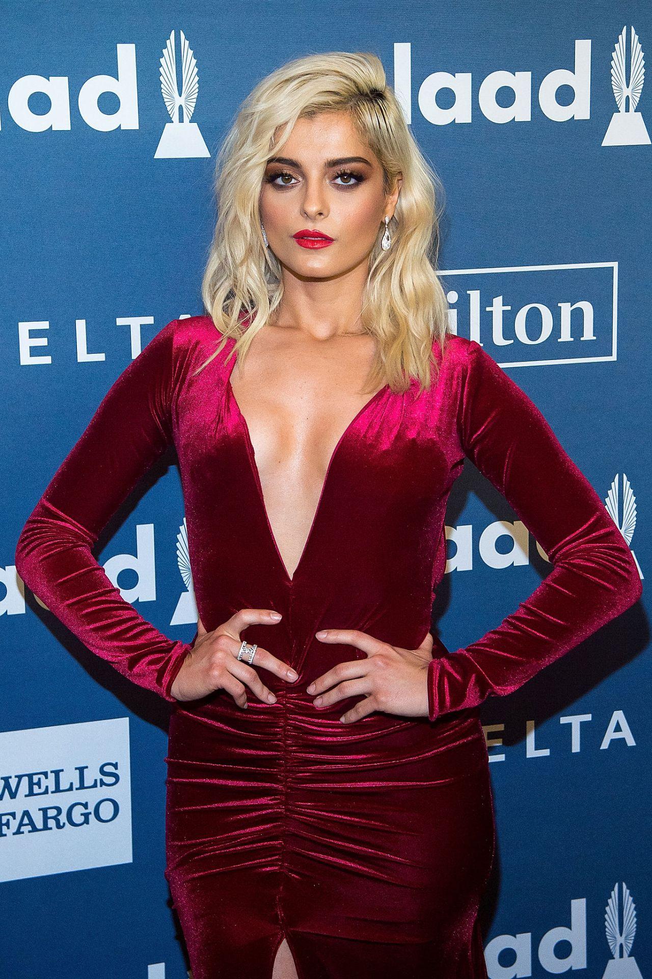 Bebe Rexha - 2018 iHeartRadio Music Awards in Inglewood