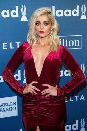 Bebe Rexha - 2016 GLAAD Media Awards in New York City