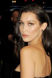 Bella Hadid – Met Costume Institute Gala 2016 in New York