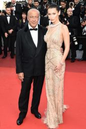Bella Hadid on Red Carpet - The 69th Annual Cannes Film Festival, France 5/11/2016