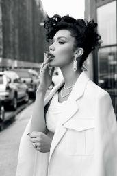 Bella Hadid - Photoshoot for Vogue Magazine Turkey May 2016