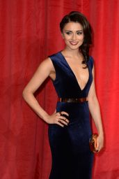Bhavna Limbachia – British Soap Awards 2016 in London, UK