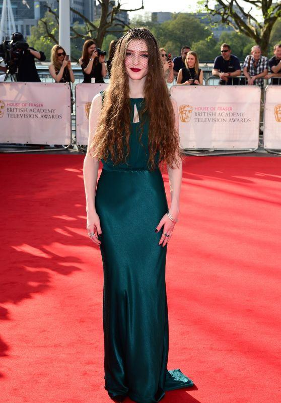 Birdy – British Academy Television Awards BAFTAS 2016 in London