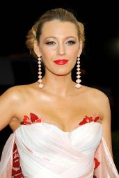 Blake Lively – Met Costume Institute Gala 2016 in New York