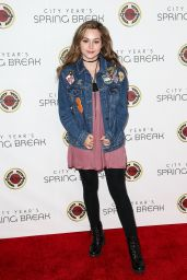 Brec Bassinger – City Year Los Angeles Spring Break Event 5/7/2016