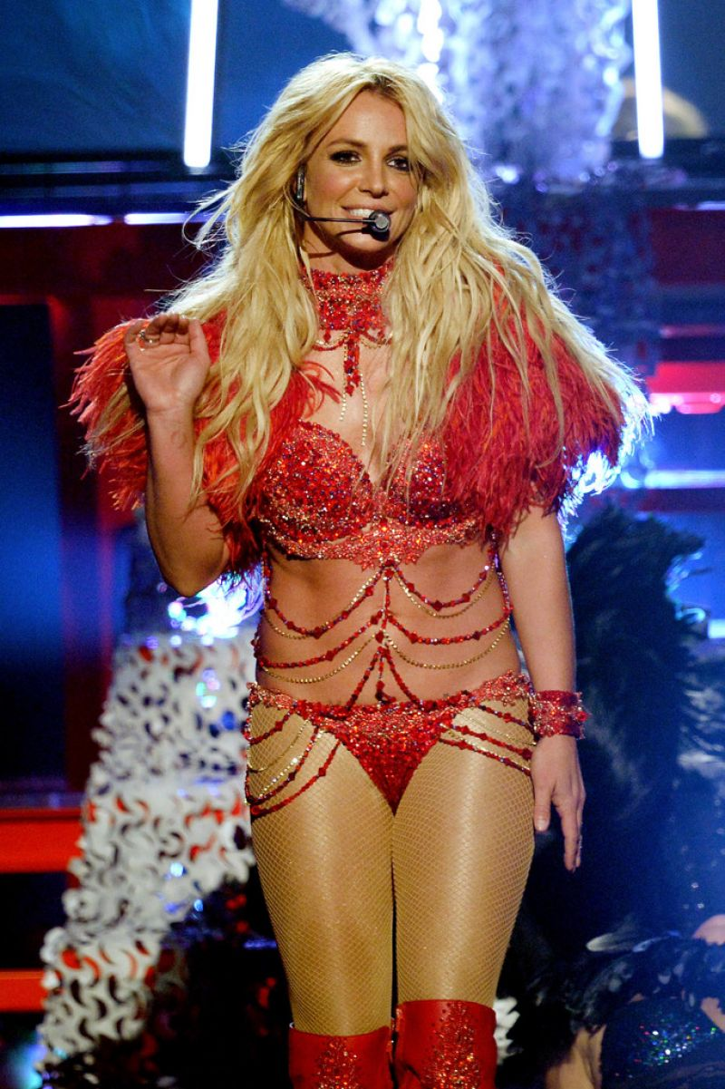 Britney spears 2016 billboard music awards performance - 1 3