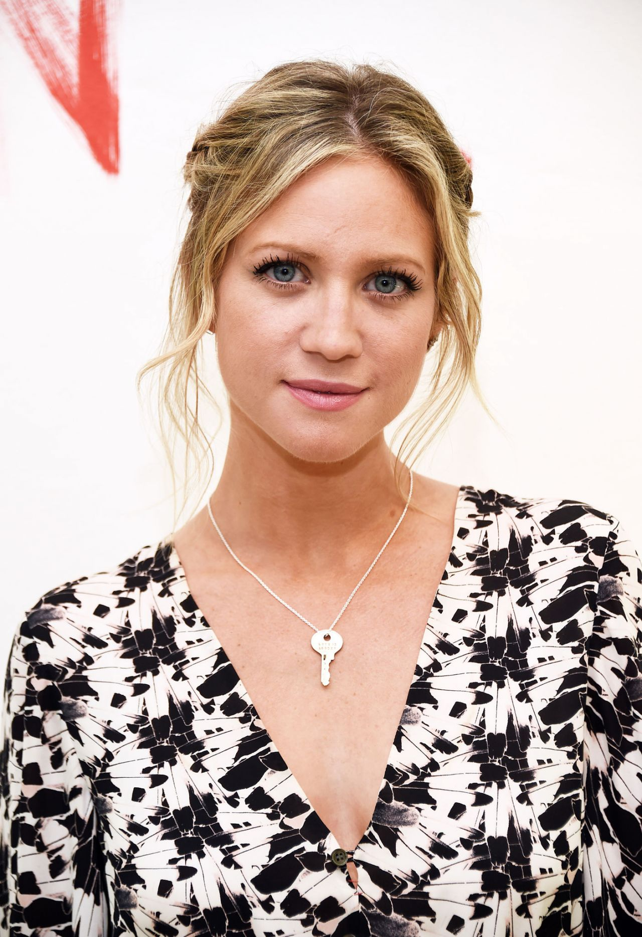 Brittany Snow - Love Is Louder Pop Up Shop Event in West ... Brittany Snow