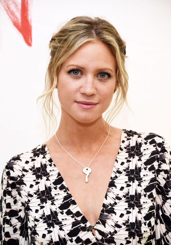 Brittany Snow - Love Is Louder Pop Up Shop Event in West Hollywood 5/14/2016