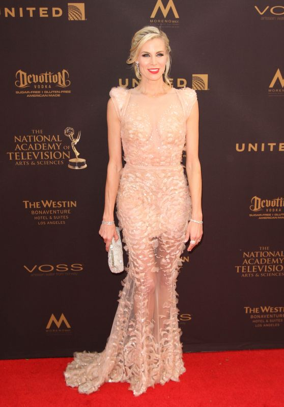 Brooke Burns - 2016 Daytime Emmy Awards in Los Angeles