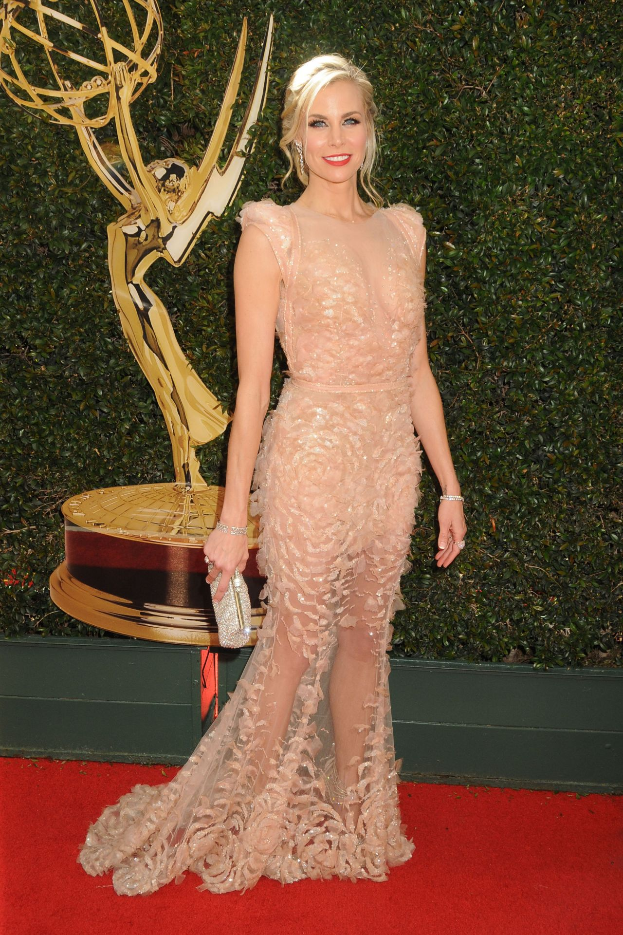 Brooke Burns 2016 Daytime Emmy Awards In Los Angeles