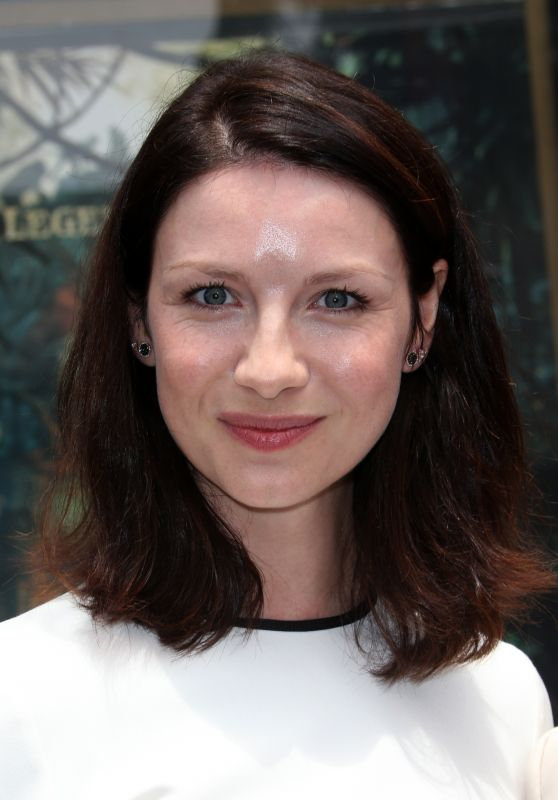Caitriona Balfe - Jodie Foster Honored With Star On The Hollywood Walk Of Fame 5/4/2016