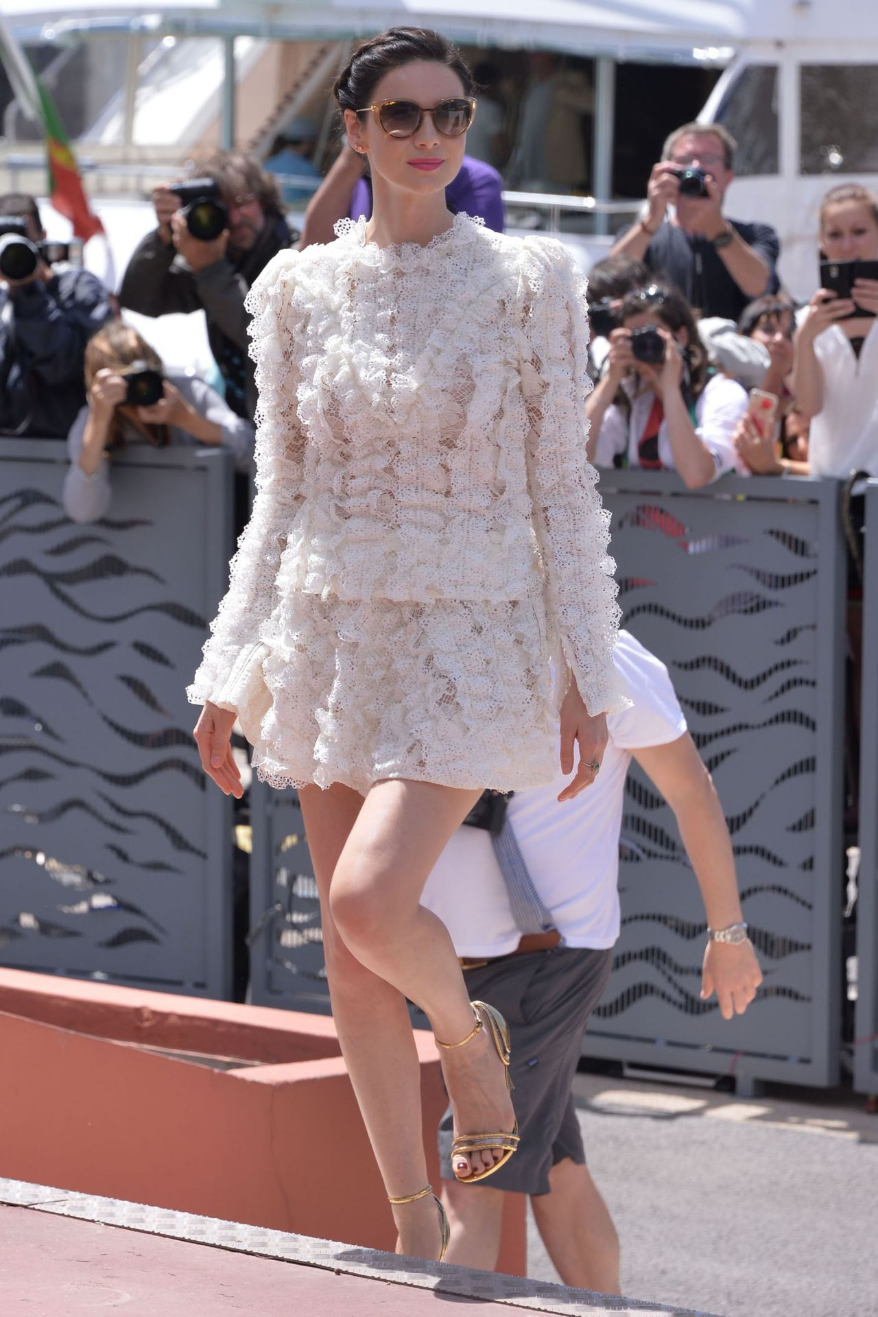 Caitriona Balfe Money Monster Photocall 2016 Cannes