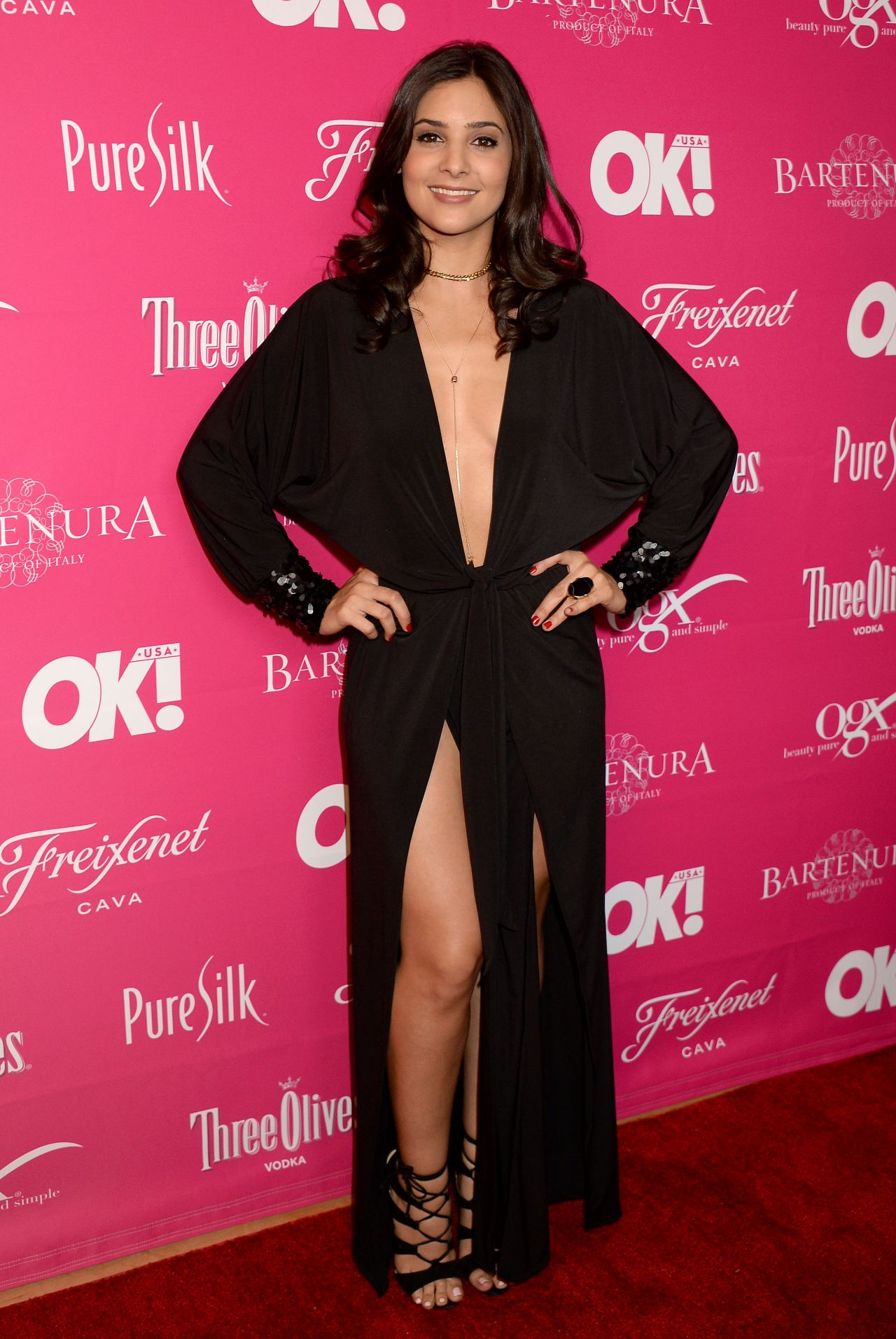Camila Banus Ok Magazine So Sexy La In Los Angeles 5