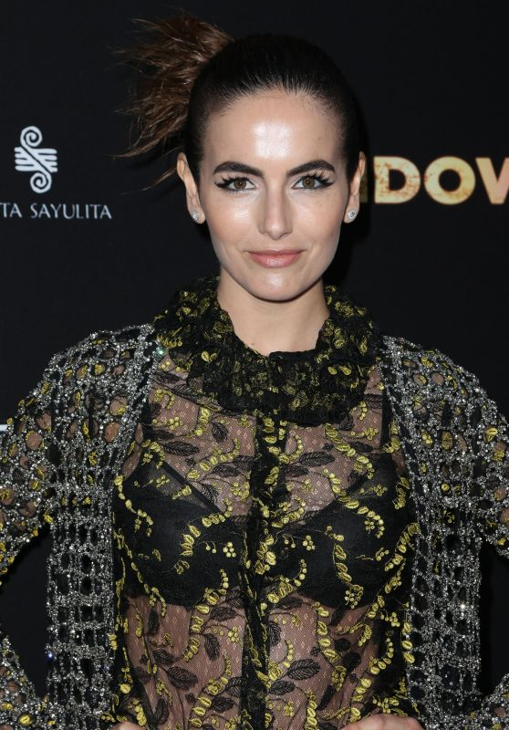Camilla Belle - SUNDOWN Premiere Screening in Hollywood 5/11/2016
