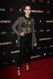Camilla Belle - SUNDOWN Premiere Screening in Hollywood 5/11/2016