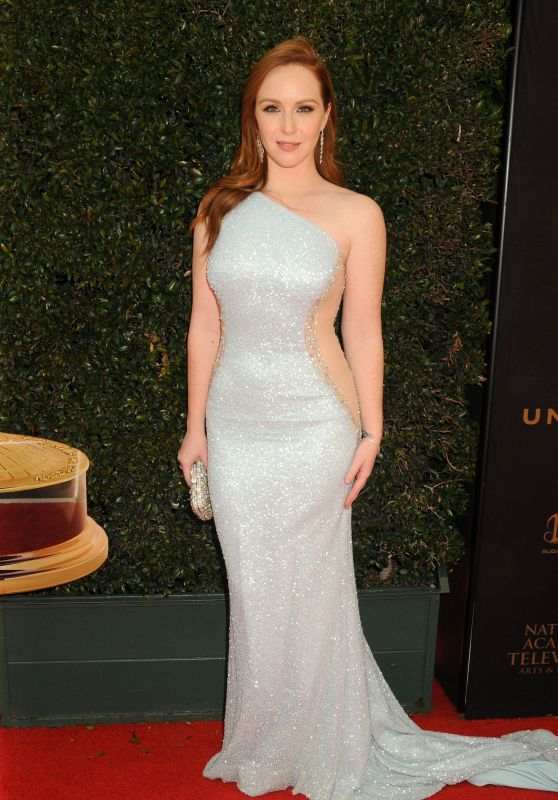 Camryn Grimes – 2016 Daytime Emmy Awards in Los Angeles