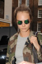 Cara Delevingne - Chiltern Firehouse in London, UK 5/5/2016