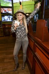 Carmen Electra - Gets Ready For The Kentucky Derby in Thousand Oaks, CA 5/4/2016