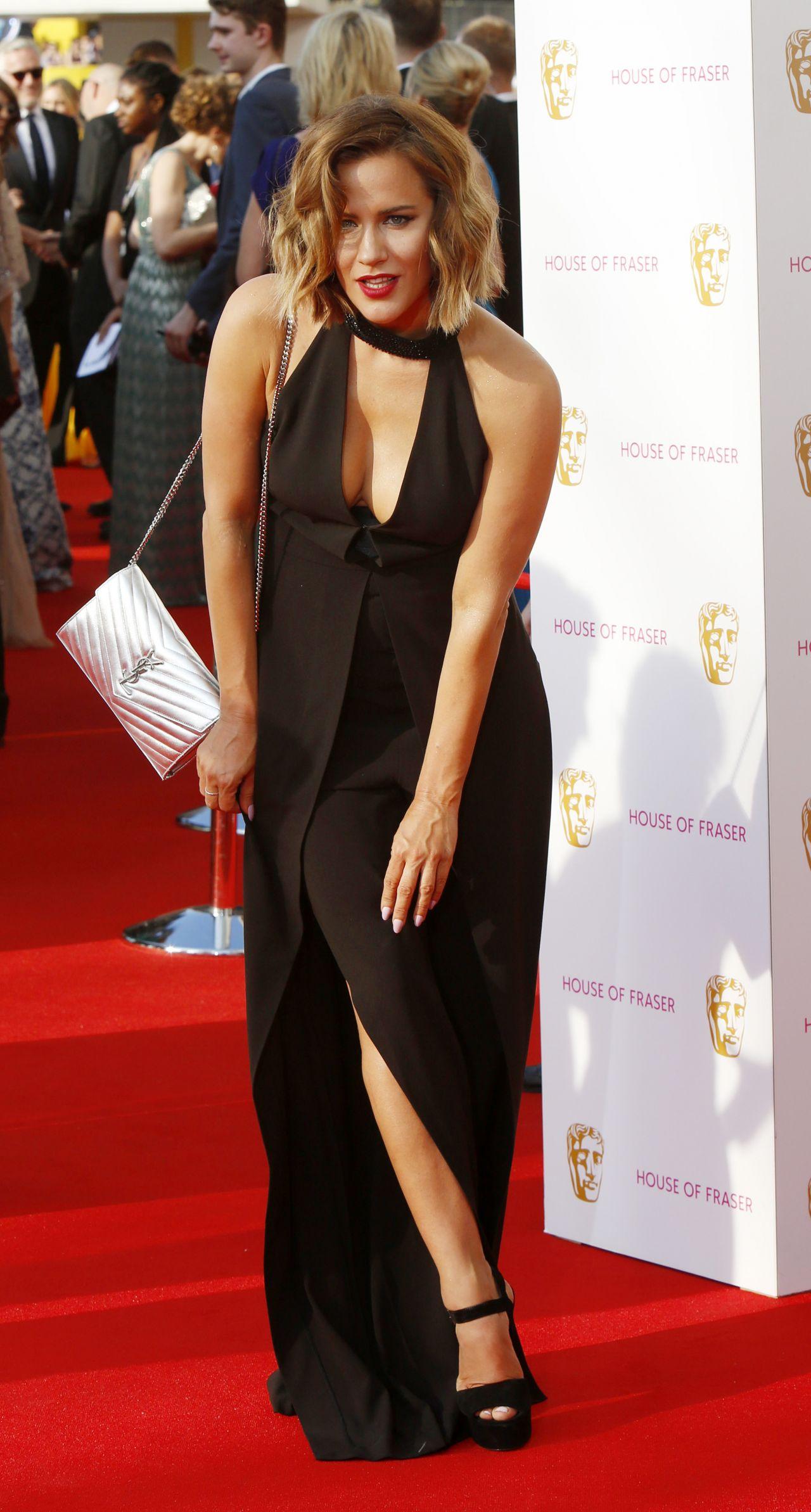 Caroline Flack British Academy Television Awards Baftas