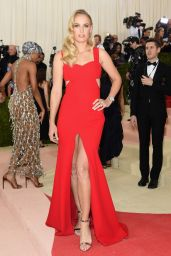 Caroline Wozniacki – 2016 Met Gala Held at the Metropolitan Museum of Art New York