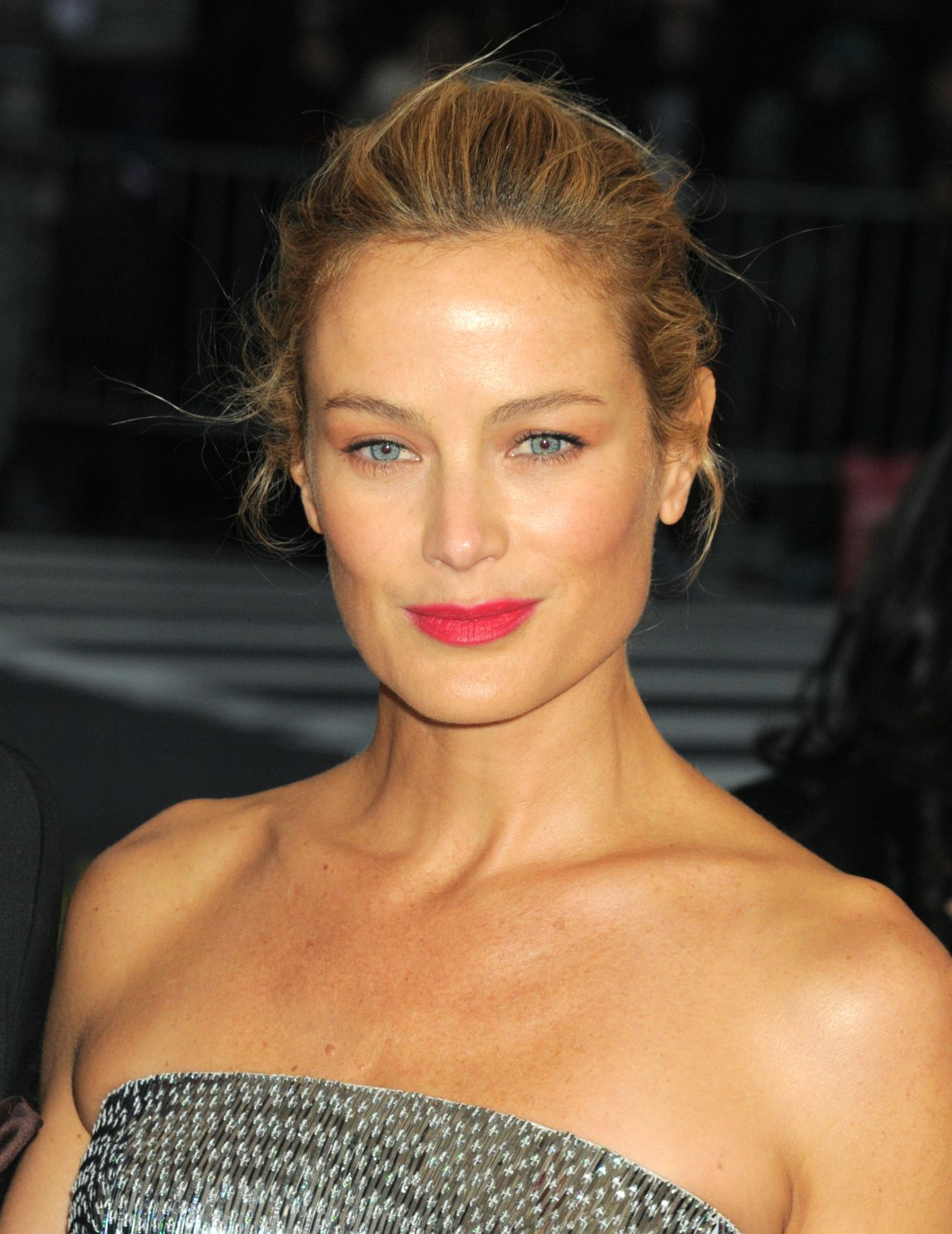Carolyn Murphy Met Costume Institute Gala 2016 In New York