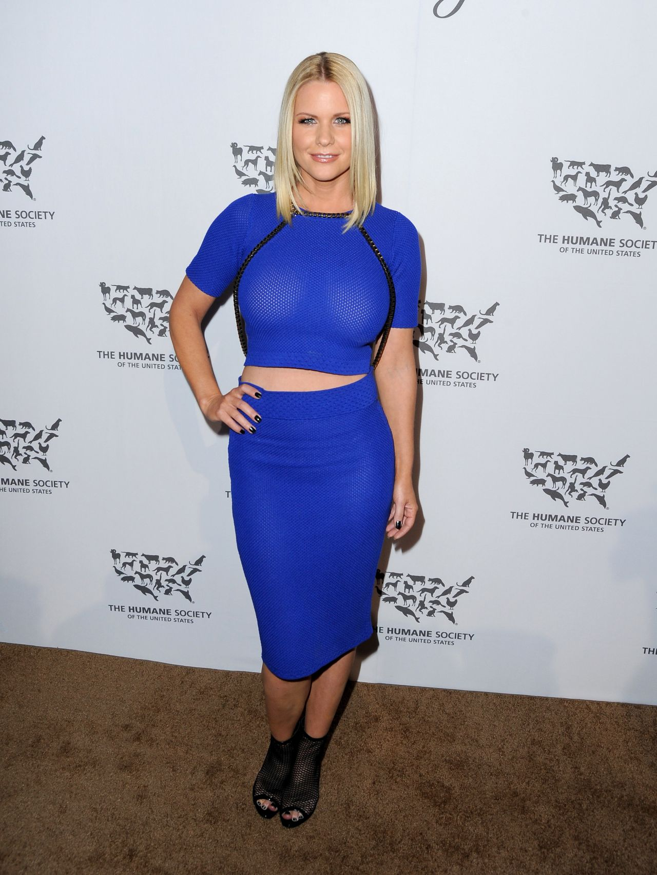 Carrie Keagan - Humane Society Of The United States To The -6999