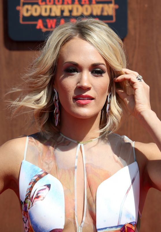 Carrie Underwood - 2016 American Country Countdown Awards in Los Angeles