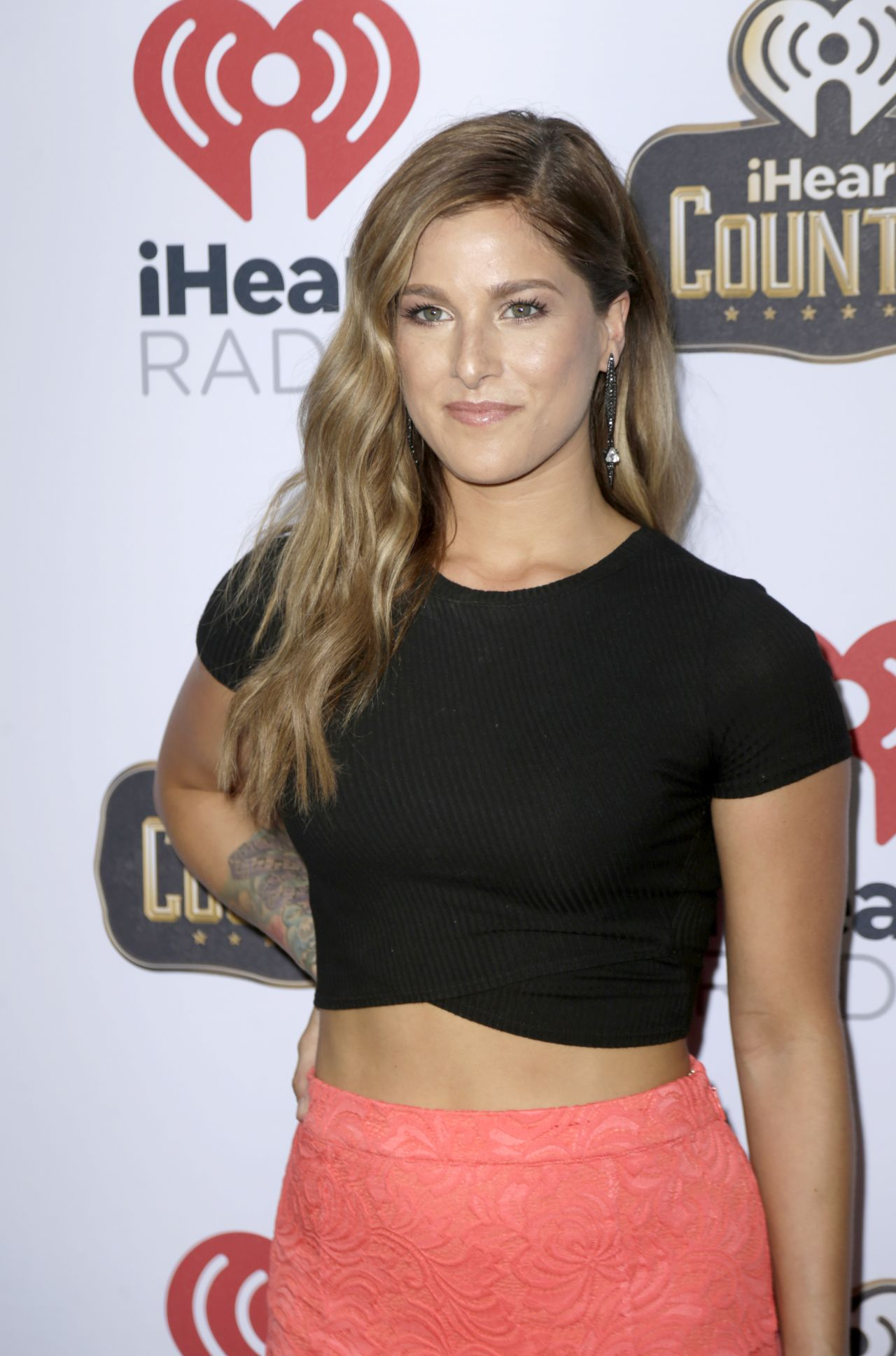 how tall is cassedee pope