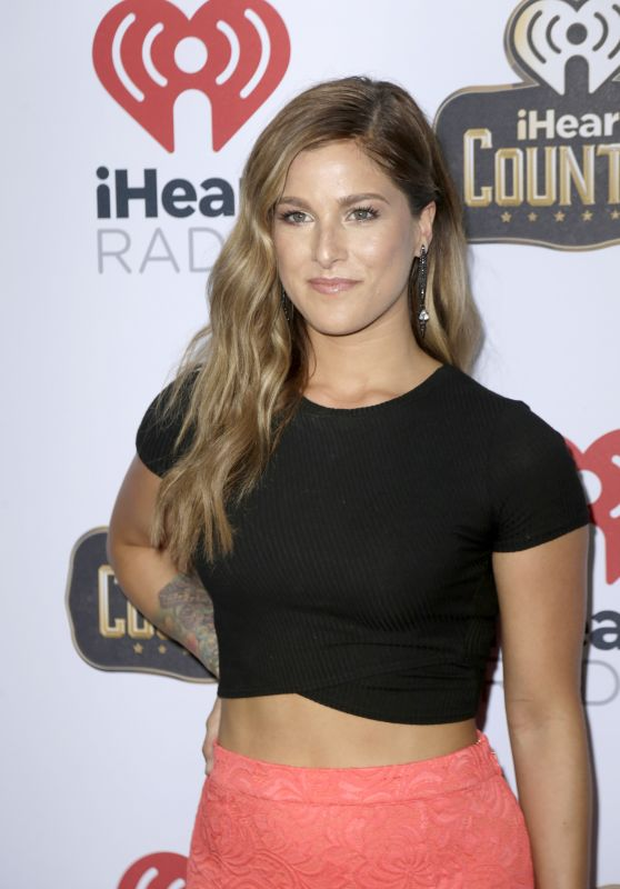 Cassadee Pope - 2016 iHeartCountry Festival in Austin, TX