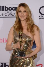 Celine Dion – 2016 Billboard Music Awards in Las Vegas, NV
