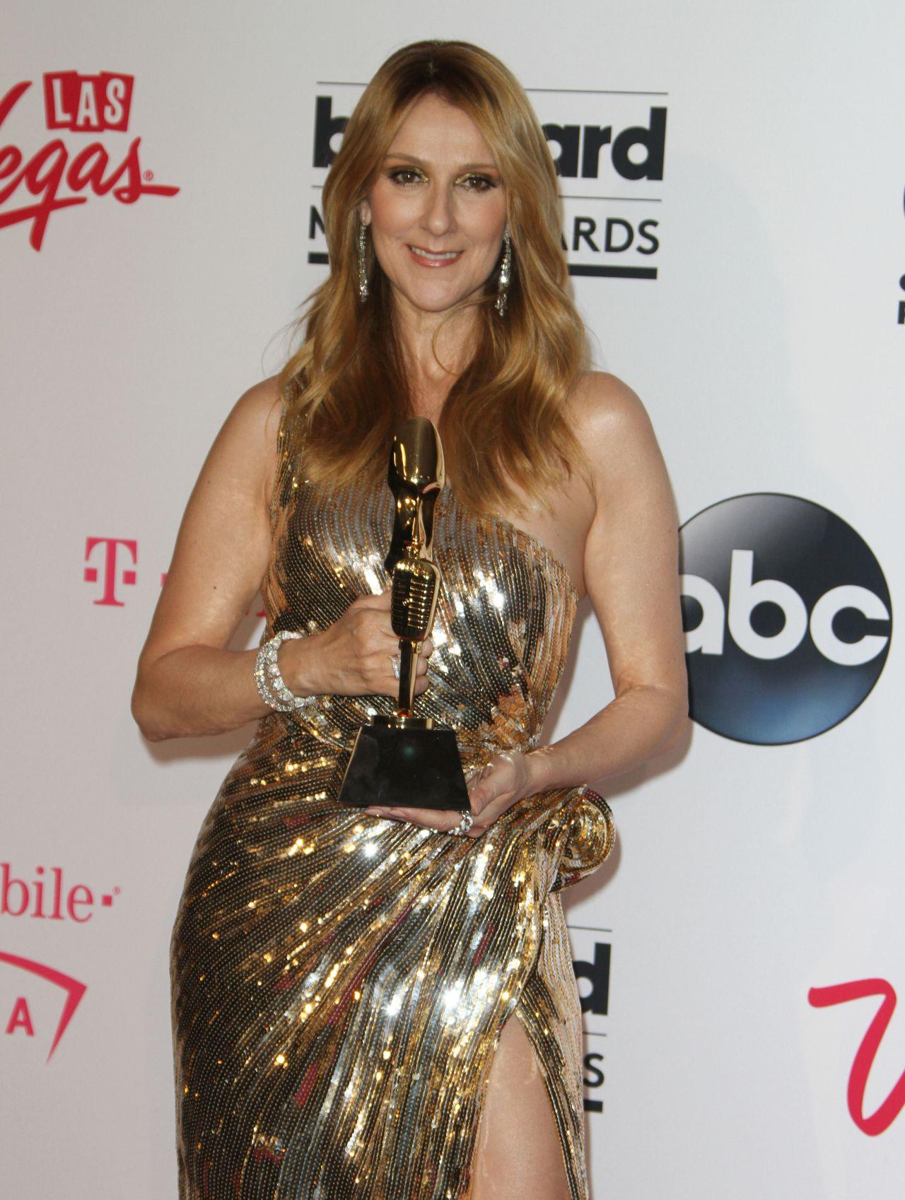 Celine Dion 2016 Billboard Music Awards In Las Vegas Nv