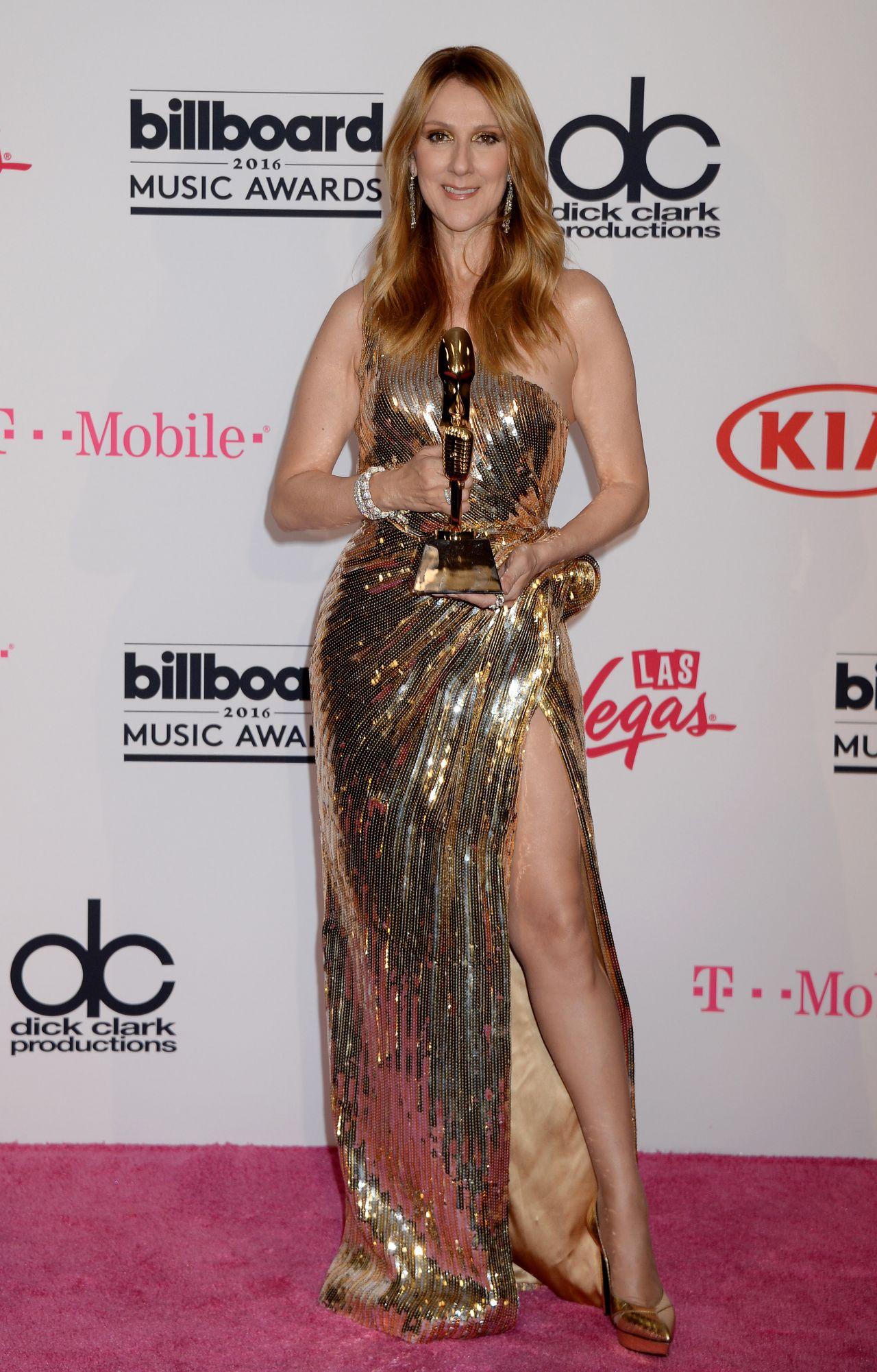 Celine Dion Billboard Music Awards Las Vegas