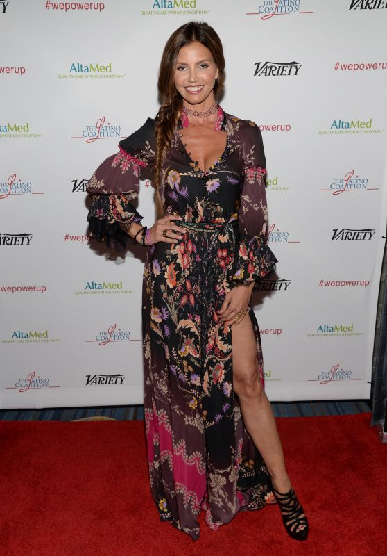 Charisma Carpenter - AltaMed Power Up We Are The Future Gala in Beverly Hills 5/12/2016